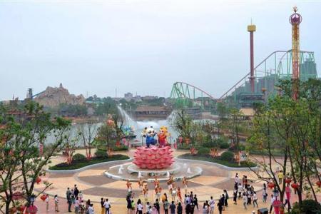 Новости: Свой Диснейленд построили вКитае