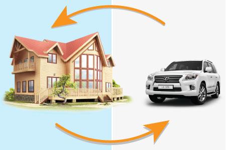 Новости: Обмен недвижимости на авто: топ-5 самых желанных марок