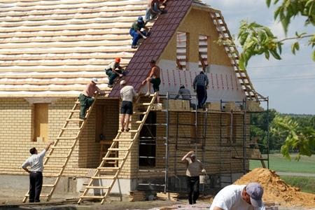 Новости: За лето под Астаной выстроят 100 коттеджей