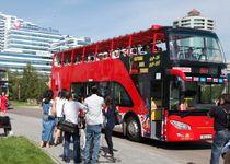 Новости: Двухэтажные автобусы теперь и в Астане