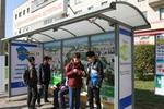 Новости: Павлодар: на остановку за бесплатным интернетом
