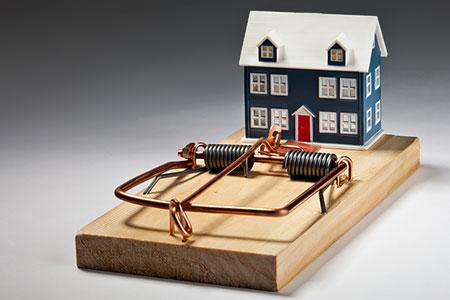 Новости: Топ-4 разводов при покупке иаренде квартир