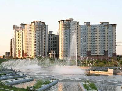 Жилой комплекс Хайвил Астана в Алматинский р-н