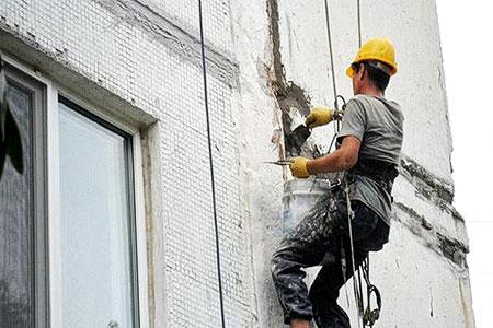 Новости: ВМедеуском районе реконструируют фасады 26домов