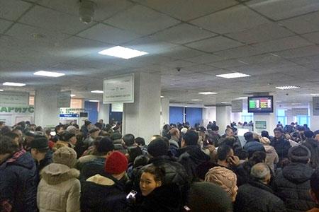 Новости: Алматинцы могут оформить временную регистрацию влюбомгородском ЦОНе