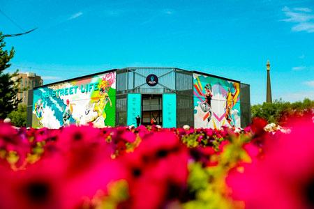 Новости: ВНур-Султане открыли спортивный колизей