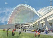 Новости: Элитный ЖК и новый вокзал поделят территорию