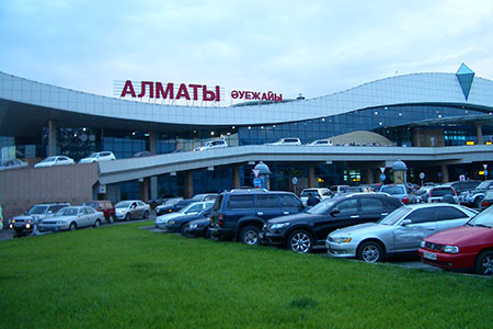 Новости: Судьба алматинского аэропорта решится до конца года