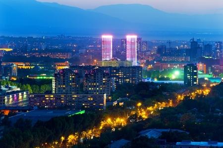 Новости: Алматы назван городом, где можно недорого отдохнуть