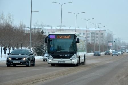 Новости: Автобусы для Астаны купят в Костанае