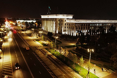 Новости: До конца года на 208 улицах Алматы установят фонари