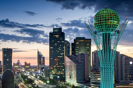 Новости: В Казахстане объявлен конкурс на создание национального бренда