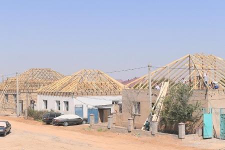 Новости: Житель Арыси намеренно разрушил свой дом