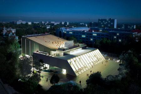 Новости: Презентован проект Центра культуры валматинском кинотеатре «Целинный»
