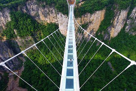 Новости: В Боровом может появиться стеклянный мост