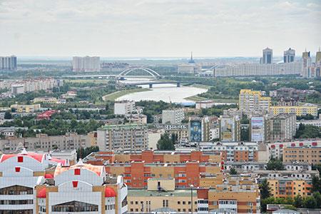Новости: Вчетырёх городахРК отмечается существенное снижение ценнажильё