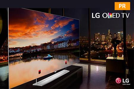 Статьи: Шикарный. Великолепный. OLED телевизор LG EF9500