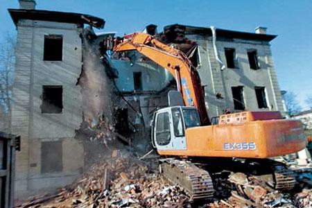 Новости: Астана: ветхое жильё будут сносить до 2020 года