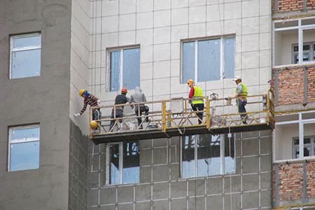 Новости: В 2016 году в Казахстане будет построено около 8 млн кв. м жилья