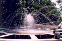 Новости: Неужели каскад фонтанов