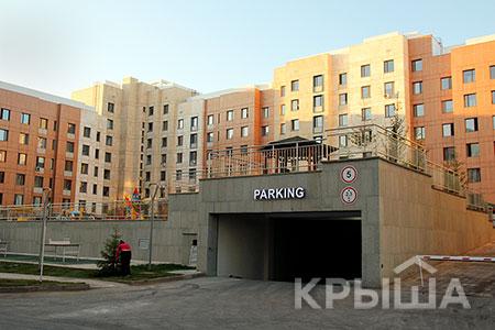 Статьи: Место в паркинге: сколько стоит и как оформить