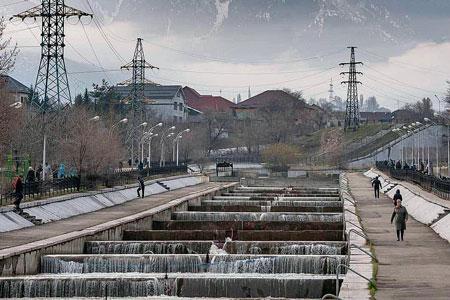 Новости: ВАлматы предложили уменьшить размер водоохранных полос