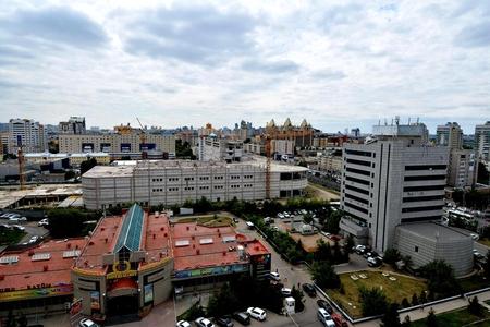 Новости: Стройку в центре Астаны всё-таки разморозят?