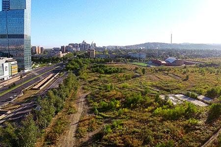 Статьи: Земельный фонд Алматы: перспективы и стоимость