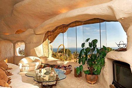 Новости: В США продали однокомнатную «пещеру»