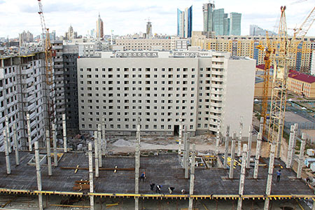 Новости: Казахстан приступил ковторому этапу перехода наеврокоды