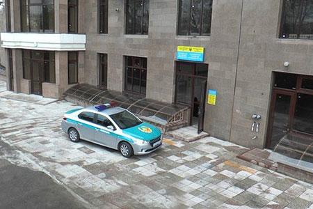 Новости: Новый участковый пункт полиции открылся вБостандыкском районе Алматы