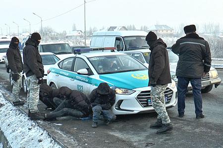 Новости: В Алматы задержаны домушники