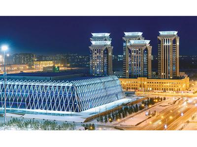 Жилой комплекс Millennium Park в Астана