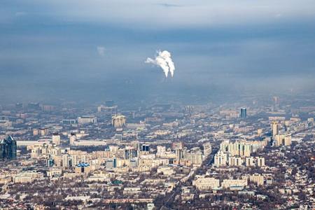 Новости: Воздух Алматы будут проверять наналичие одного изтоксичных канцерогенов