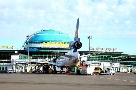Новости: Астана: на терминал потратят миллиарды