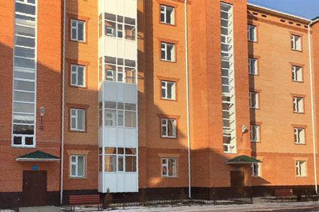 Новости: По «Нурлы жол» распределят почти 1000арендных квартир