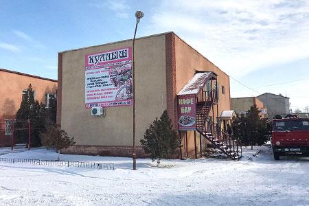 Новости: Бывший детский сад вКапшагае превратили вигорный зал