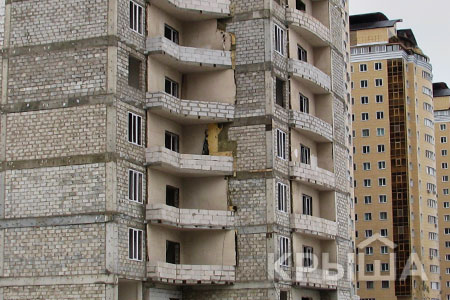 Новости: Дольщикам 53 ЖК Астаны требуется помощь акимата
