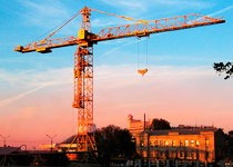 Новости: Строятся дома попрограмме занятости