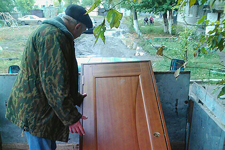 Новости: Тепловики за долги изымают межкомнатные двери