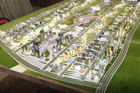 Новости: В ЮКО началось строительство «Шымкент-Сити»