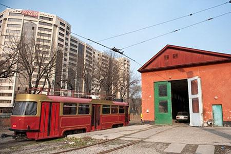 Новости: На месте трамвайного депо Алматы построят лофт-центр