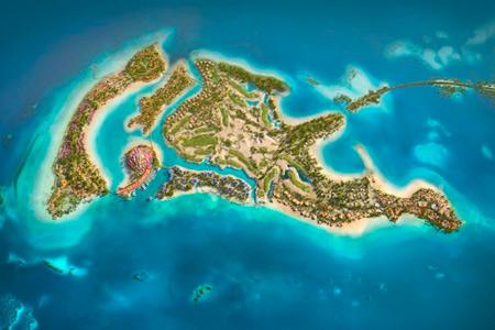 Новости: Остров-дельфин застроят отелями