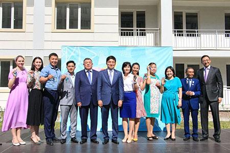 Новости: Байбек: Вэтом году каждая четвёртая семья изочередников Алматы получит жильё
