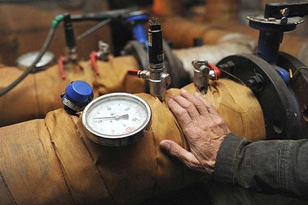 Новости: Зачем нужен общедомовой счётчик тепла?