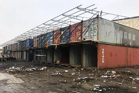 Новости: ВАлматы один изрынков оказался награни закрытия
