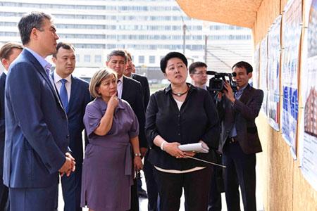 Новости: Более 600 астанинских семей переедут вновостройки