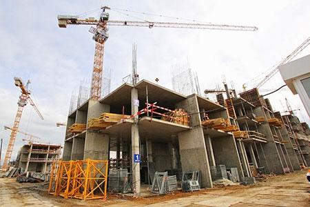 Новости: Повлиял ли кризис на строительство новостроек вАлматы?