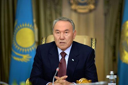 Новости: Назарбаев о«7-20-25»: взять под контроль, ничего неворовать