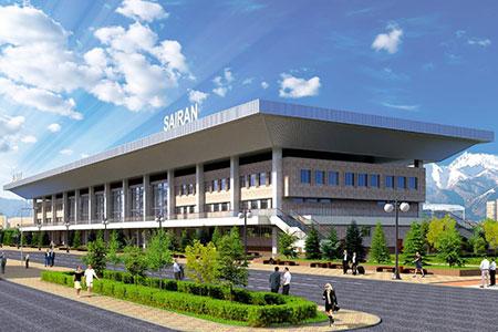 Новости: Как изменится автовокзал «Сайран» после реконструкции